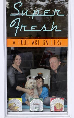 Super Fresh Art Gallery