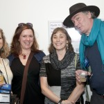 Deb Aldo, Rachel Lynch, Lynn Adamo, Martin Cheek