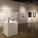 Mosaic Arts International 2013, Museum of Glass, Tacoma, WA. January 26-May 5, 2013