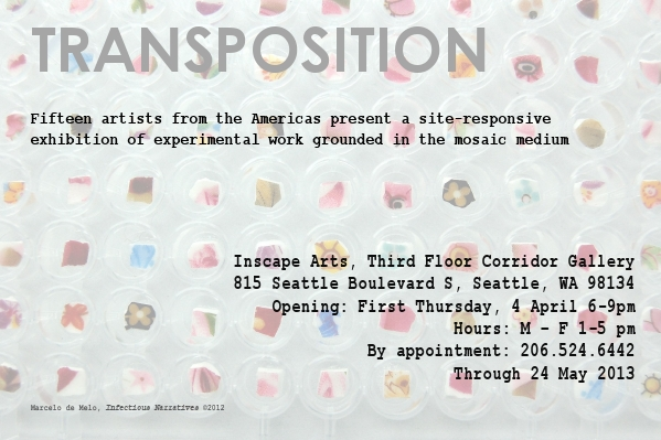 TRANSPOSITION at Inscape Arts